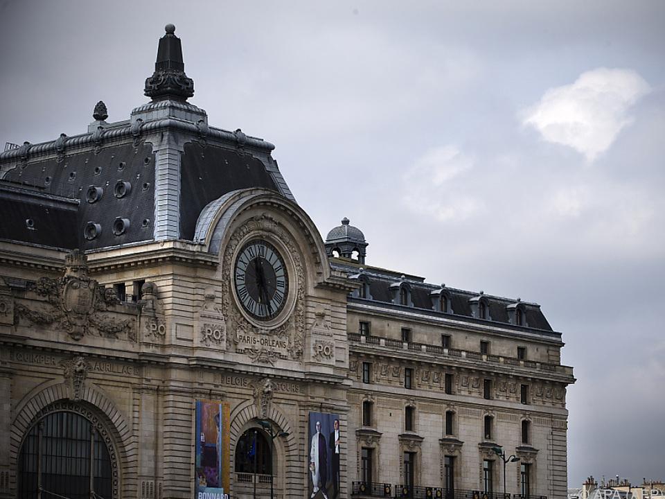 5.700 Personen kamen täglich ins Musée d\'Orsay