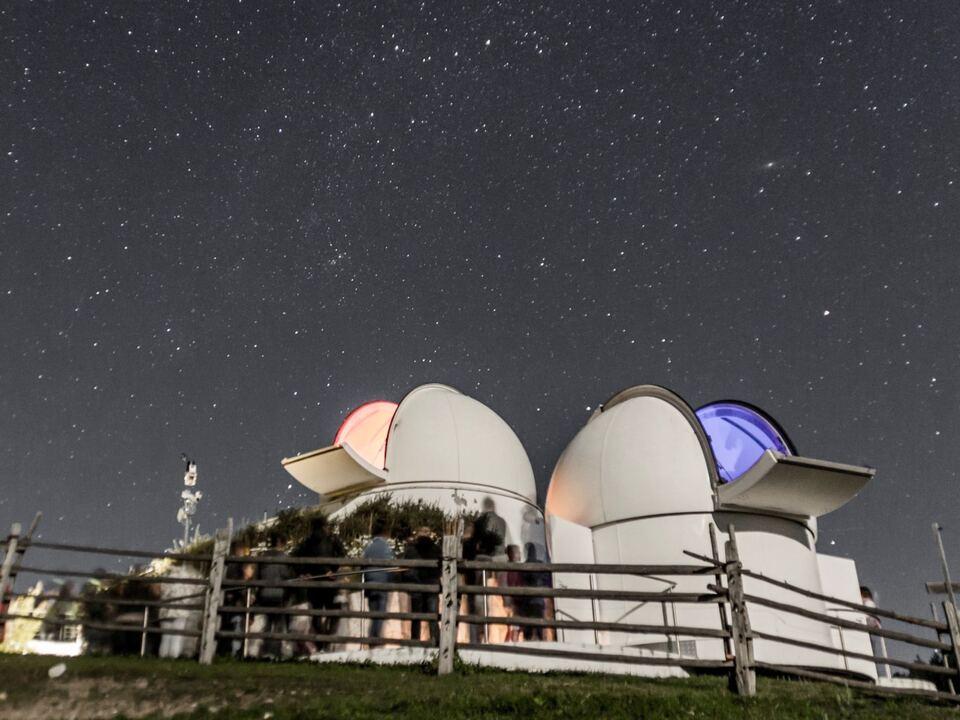 Planetarium Sternwarte Gummer
