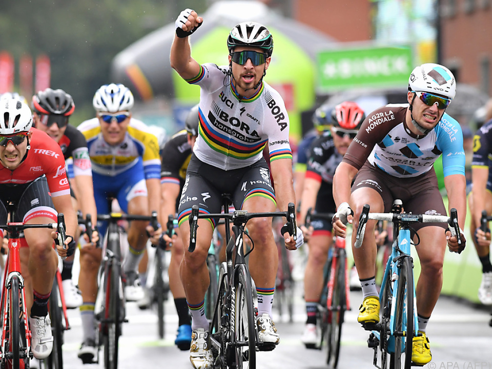 99. Karrieresieg für Sagan