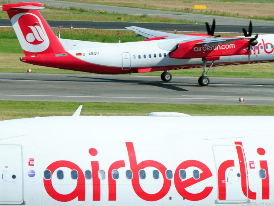 Air Berlin suchte seit März US-Partner