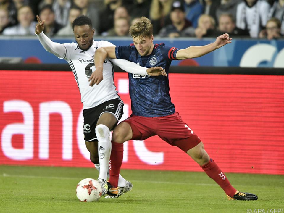 Ajax Amsterdam vom Finalisten zum Zuschauer