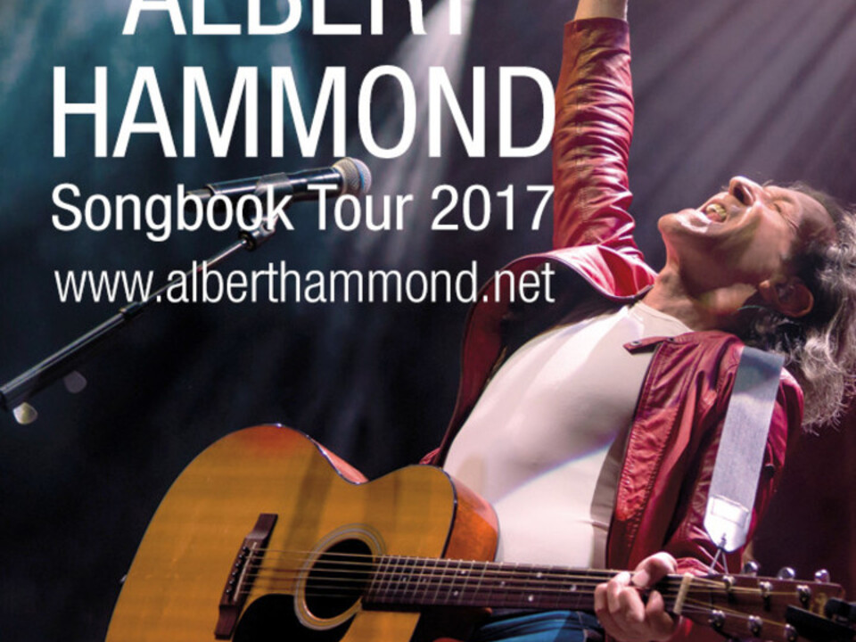 alberthammondtour