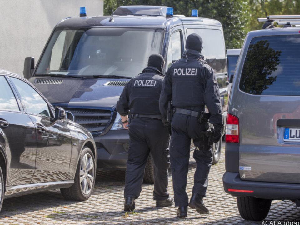 Am Montag gab es Hausdurchsuchungen in Mecklenburg-Vorpommern