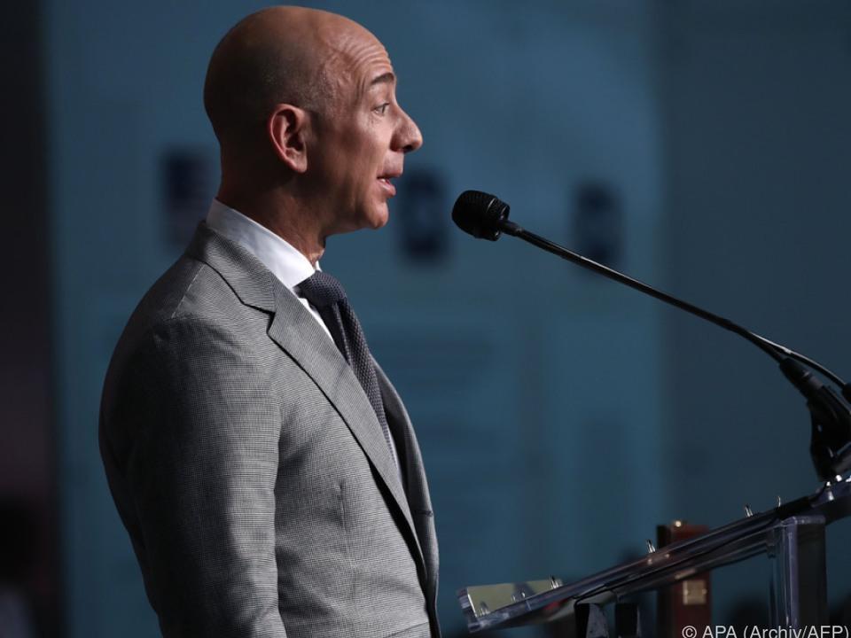 Amazon-Boss Bezos sucht nach Geschäftsfeldern