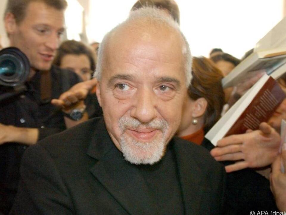 An Paulo Coelho scheiden sich die Geister