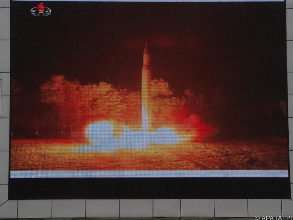 Analyse nach neuerlichem Raketentest Nordkoreaas