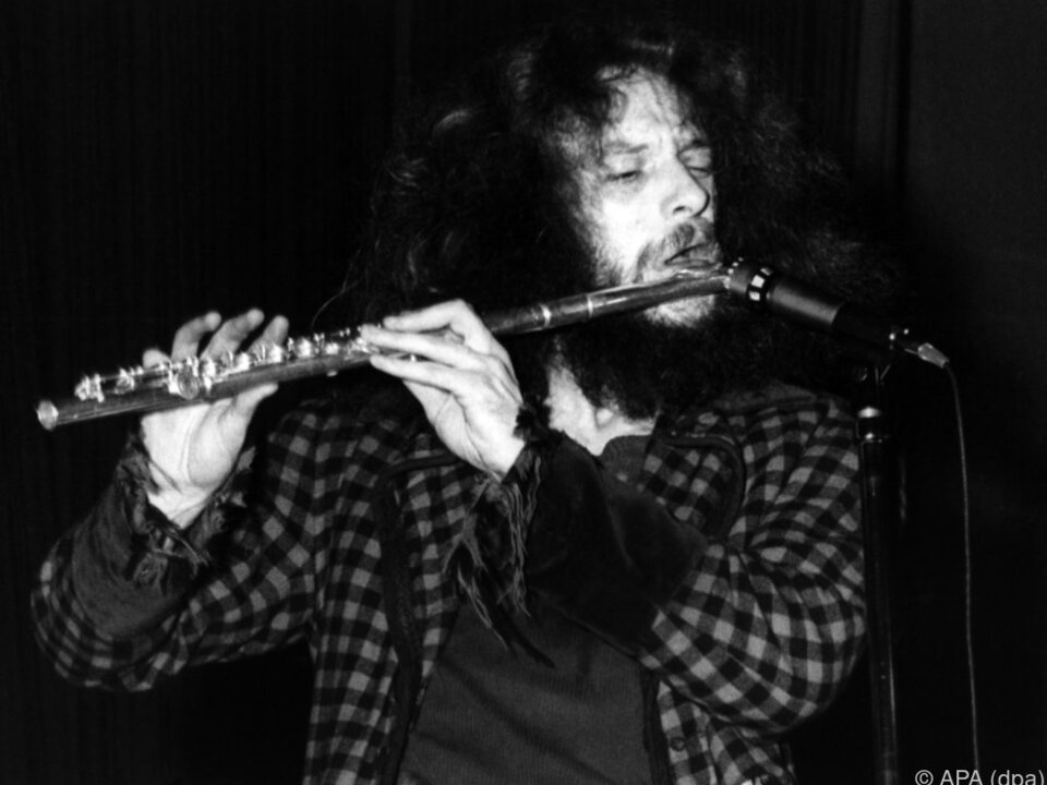 Anderson bei einem Konzert im Jahr 1971