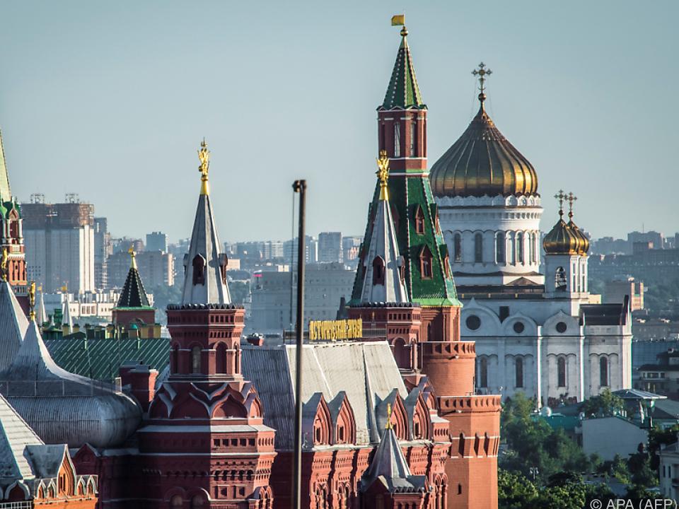 Auch im Kreml hält man die aktuelle Situation für gefährlich