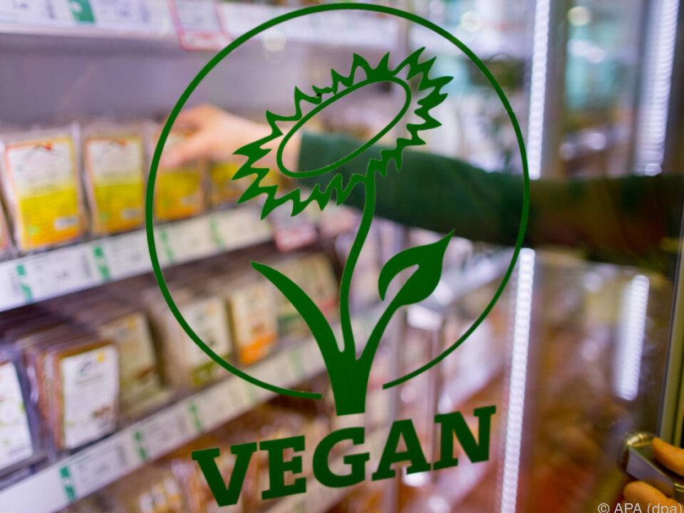 Auch vegane Ernährung ist stark im Kommen