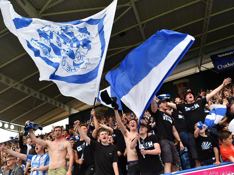 Aufsteiger Huddersfield Town bleibt ohne Verlustpunkt