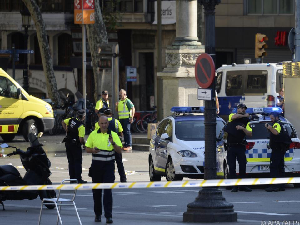 Terror in Barcelona: Was wir wissen - und was nicht