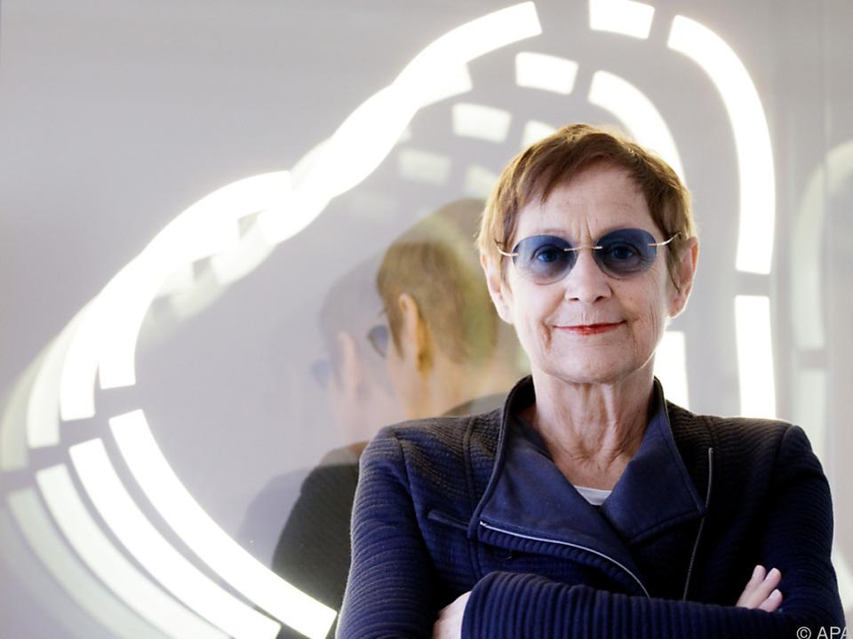 Auszeichnung für Wiener Künstlerin Brigitte Kowanz