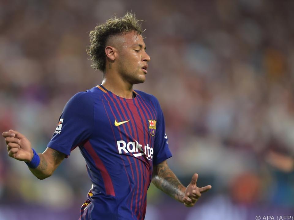 Barcelona könnte ein Superstar abhanden kommen