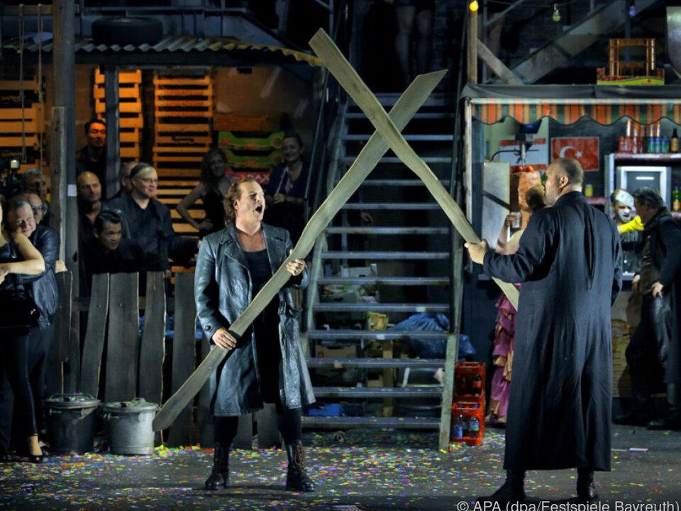 Bayreuther Festspiele 2017 - Götterdämmerung