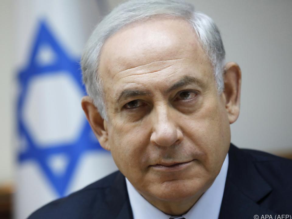 Bei einer Anklage könnte es für Netanyahu eng werden