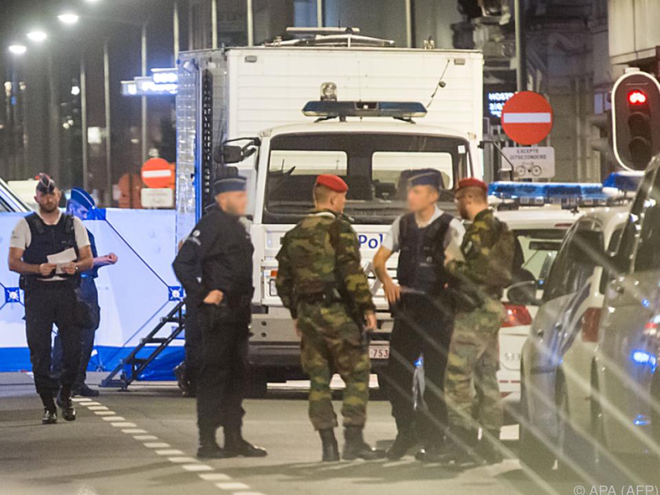 Belgien gilt als Hochburg islamistischer Extremisten