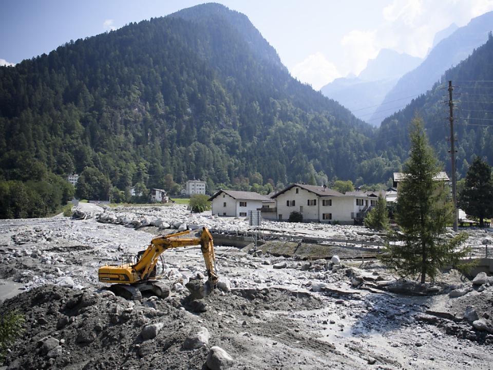 Bergsturz in Bondo: Wurden Touristen ausreichend vor Gefahren gewarnt?