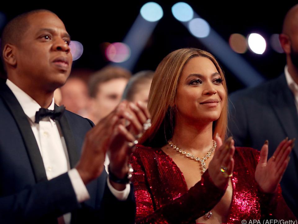 Beyonce und ihr Mann Jay-Z haben drei Kinder