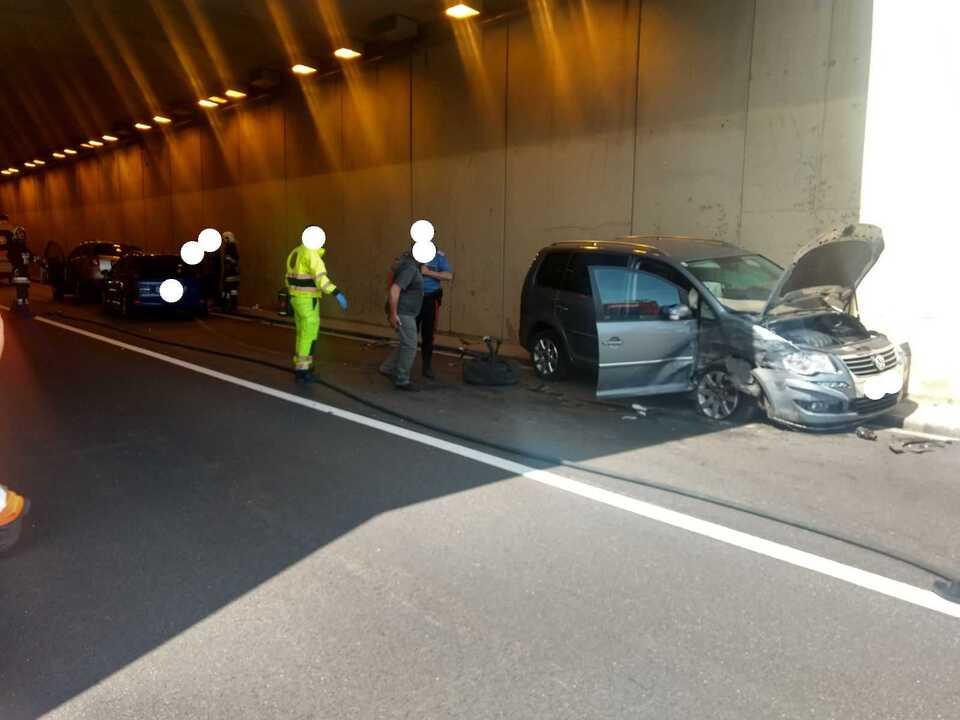 Unfall Niederdorf