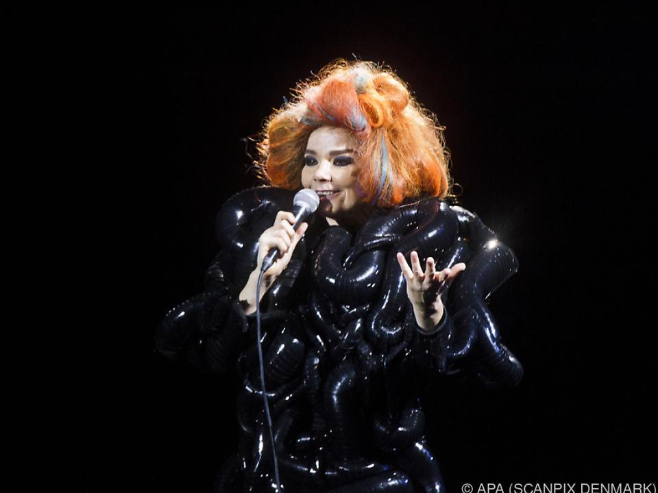 Björk ist seit 2013 von Medienkünstler Barney getrennt