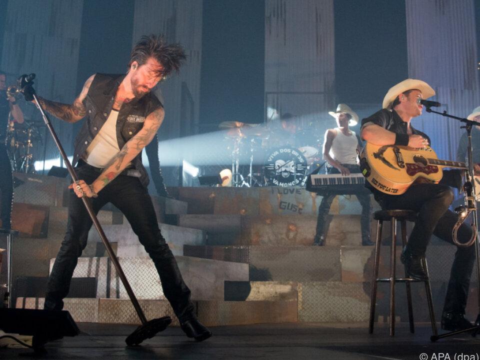 Das neue Album der Country-Rocker soll 2018 erscheinen