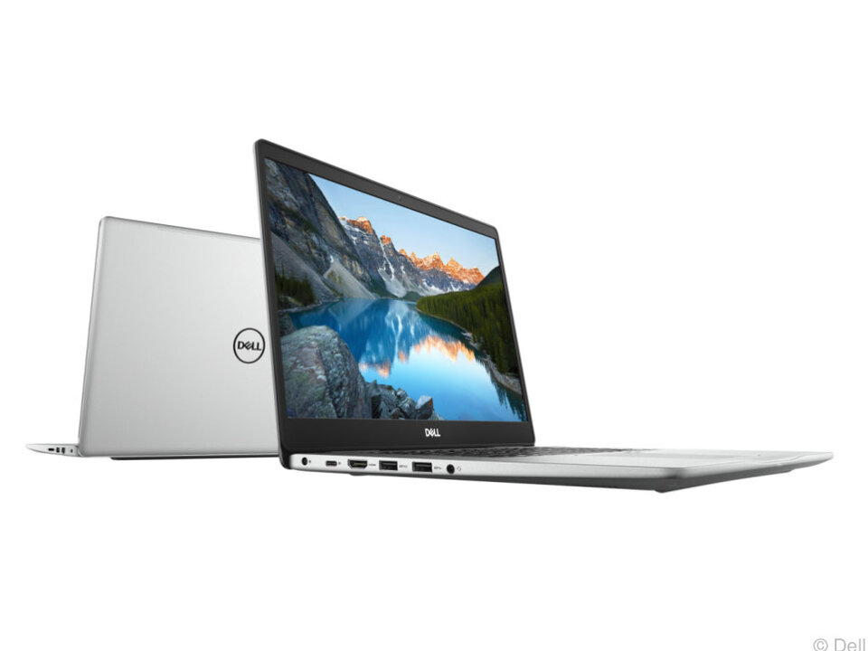 Das neue Dell Inspiron 7000 wiegt in der 13-Zoll-Version 1,4 Kilogramm