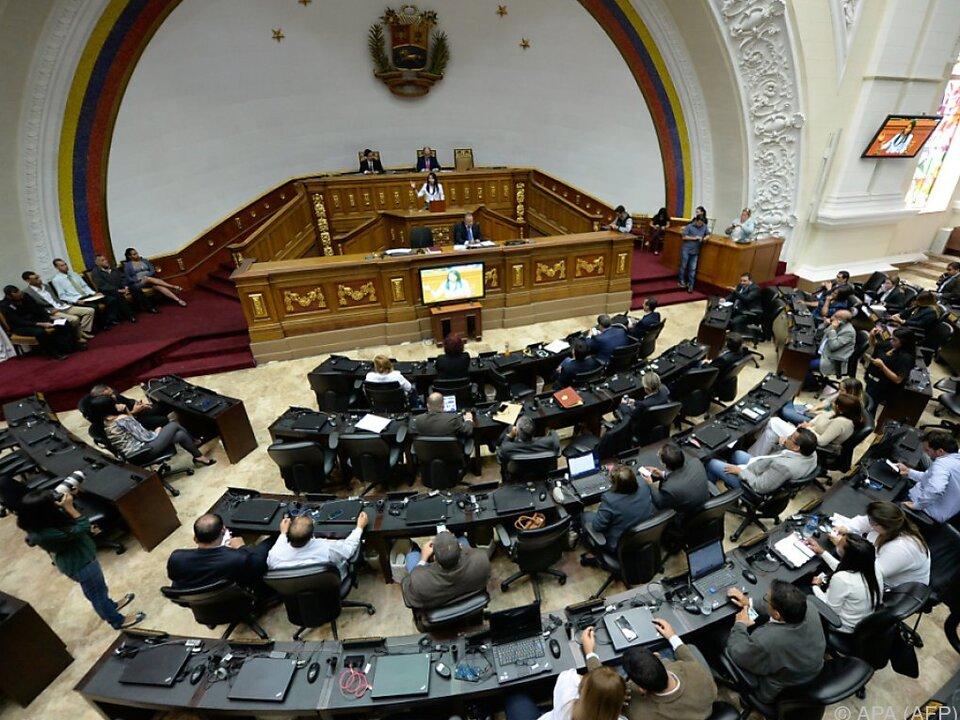 Das Parlament in Caracas hat keine Entscheidungsgewalt mehr