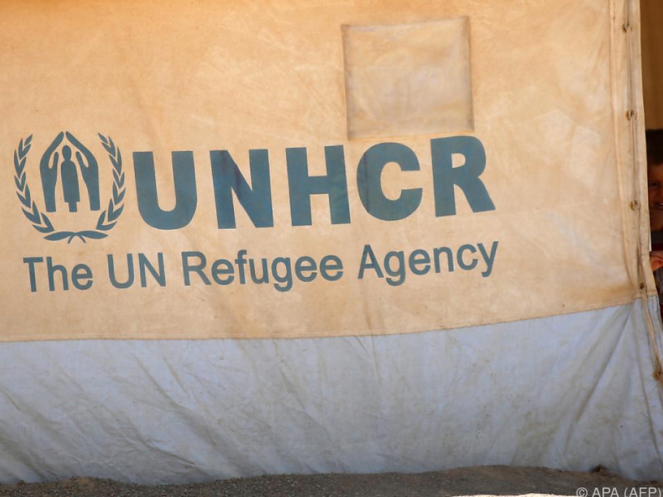 Das UNO-Flüchtlingshochkommissariat ruft zu Offenheit auf