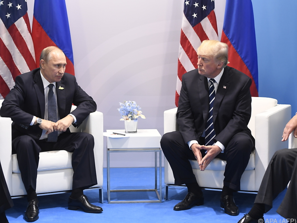 Das US-Sanktionsgesetz verunsichert die Beziehung zu Russland