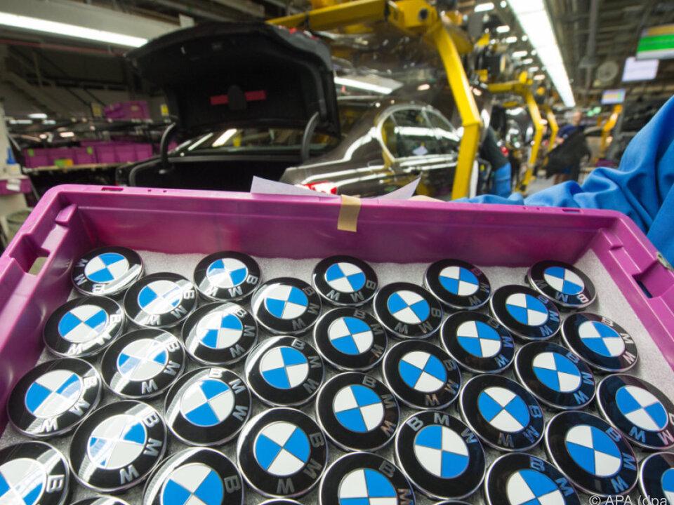 Der bayrische Autobauer steigerte seinen Gewinn