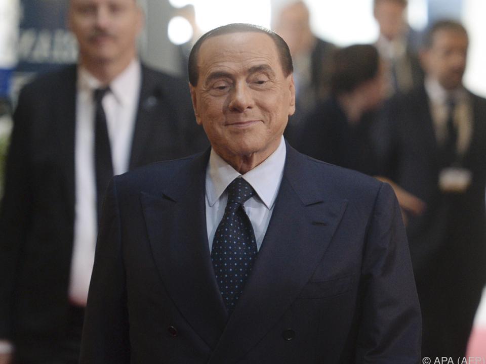 Der Berlusconi-Film soll sich vor allem mit Macht-Thema befassen