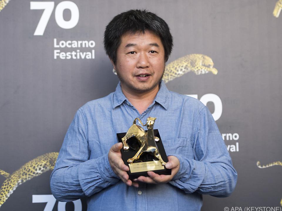 Der chinesische Regisseur Wang Bing sorgte für eine Überraschung