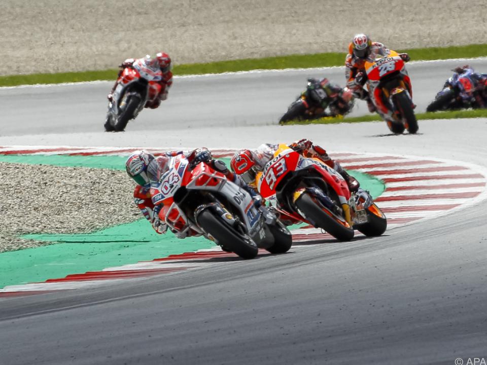 Der Italiener gewann hauchdünn vor Marquez