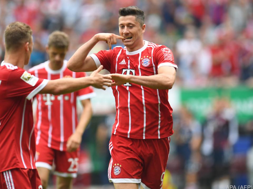 Der Pole machte wieder mal den Unterschied für die Münchner
