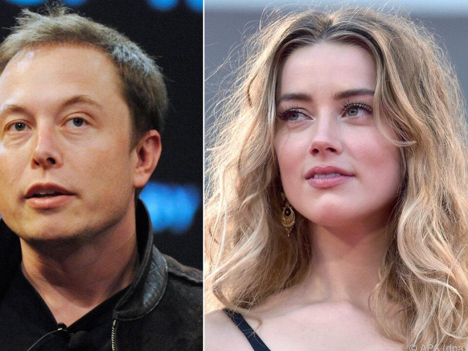 Der Tech-Milliardär und die Schauspielerin