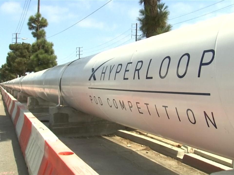 Deutsches Team gewinnt Elon Musks Hyperloop-Wettbewerb