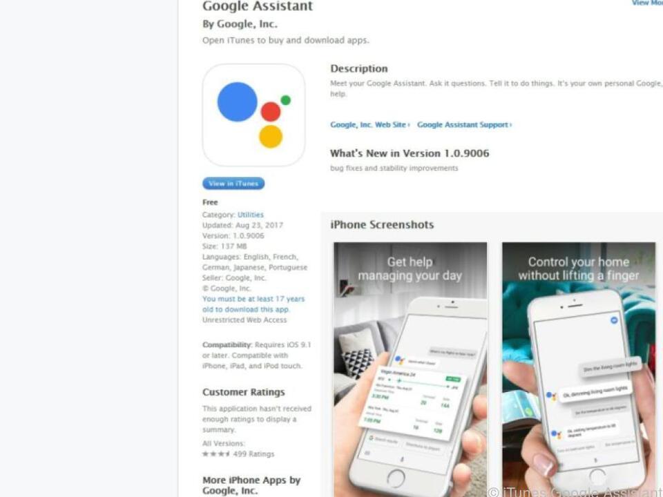 Die App kann im Store heruntergeladen werden