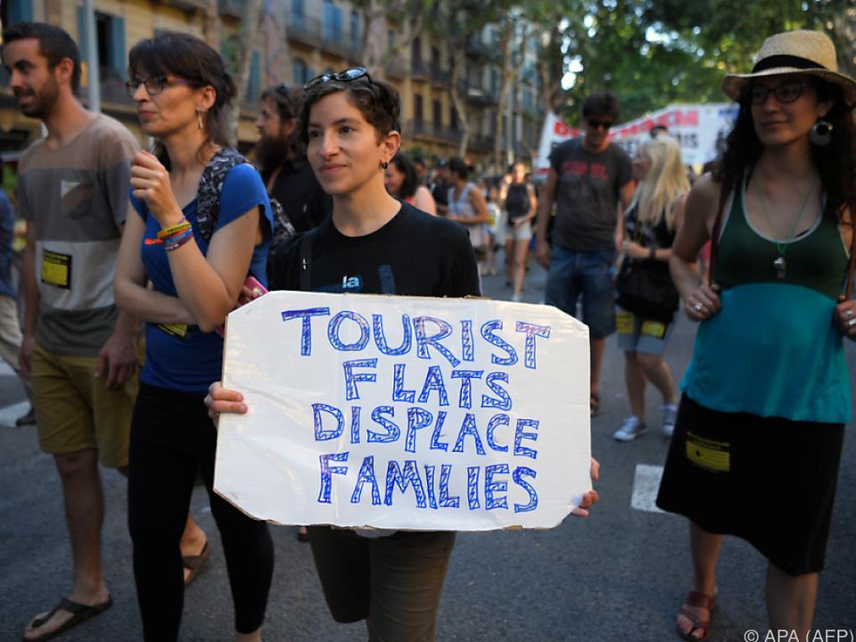 Die Bewohner wollen ihre Stadt zurück