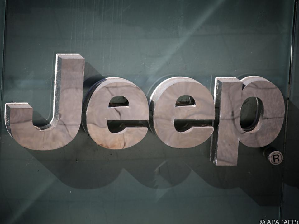 Die Marke Jeep könnte bald gekauft werden