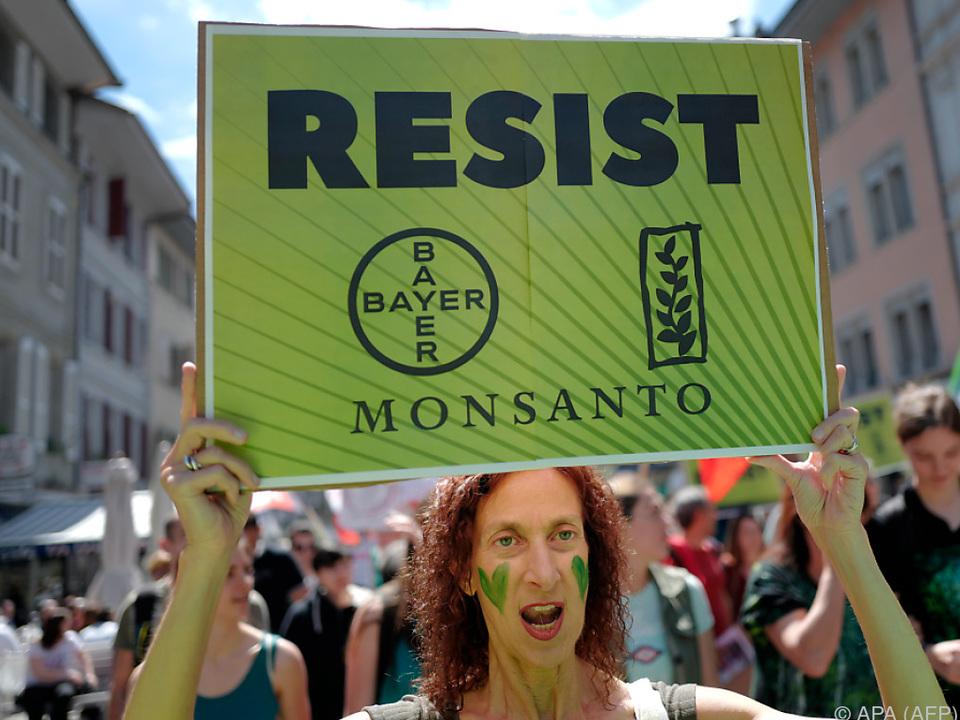 Die Monsanto-Übernahme hat viele Gegner