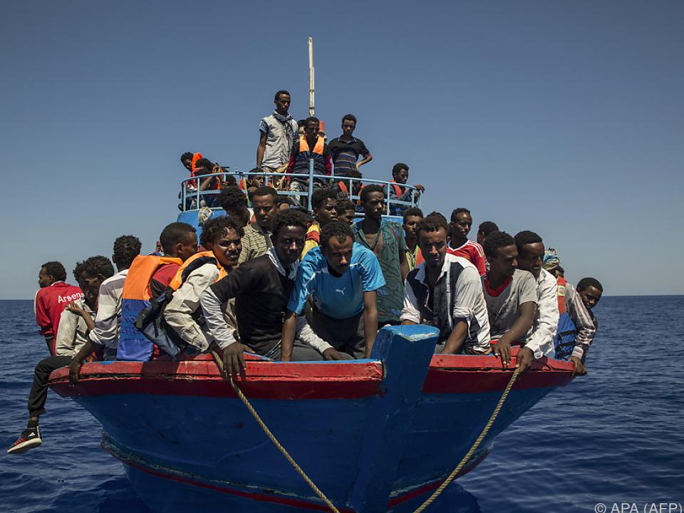 Die Organisation soll Beihilfe zur illegalen Migration geleistet haben