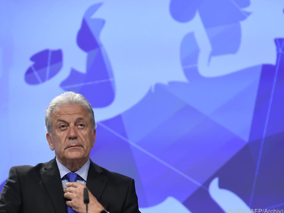 Die Sicherheit der Europäer müsse Priorität haben, so Avramopoulos