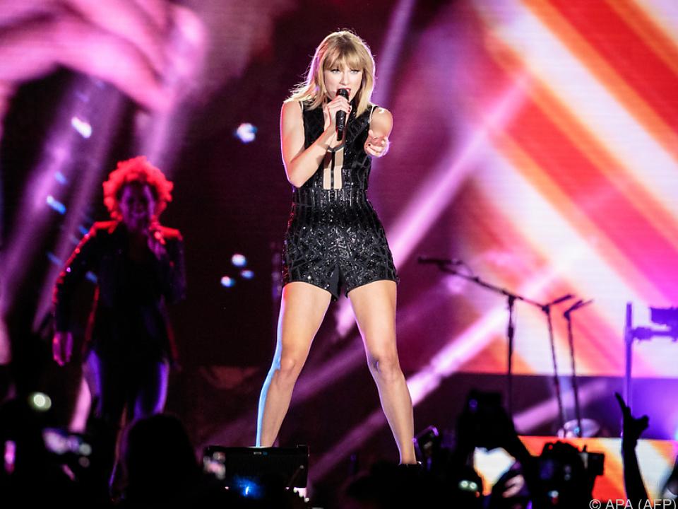 Die US-Sängerin klagt wegen sexueller Belästigung