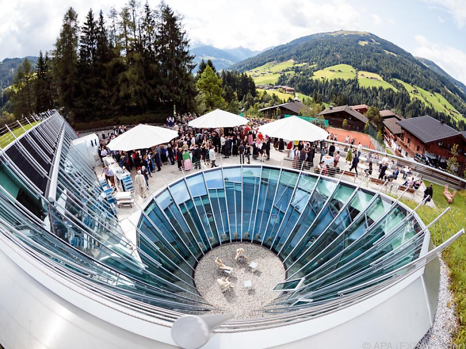 Die Wirtschaftsgespräche in Alpbach dauern bis Donnerstag
