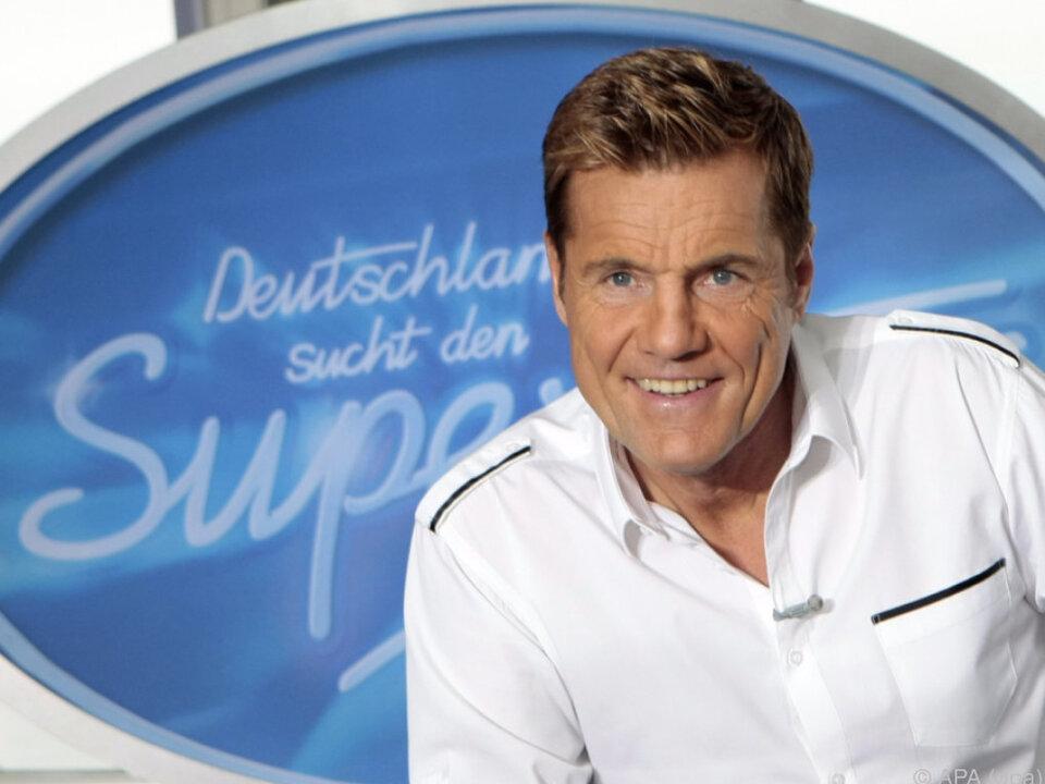 Dieter Bohlen wieder auf Popstar-Suche