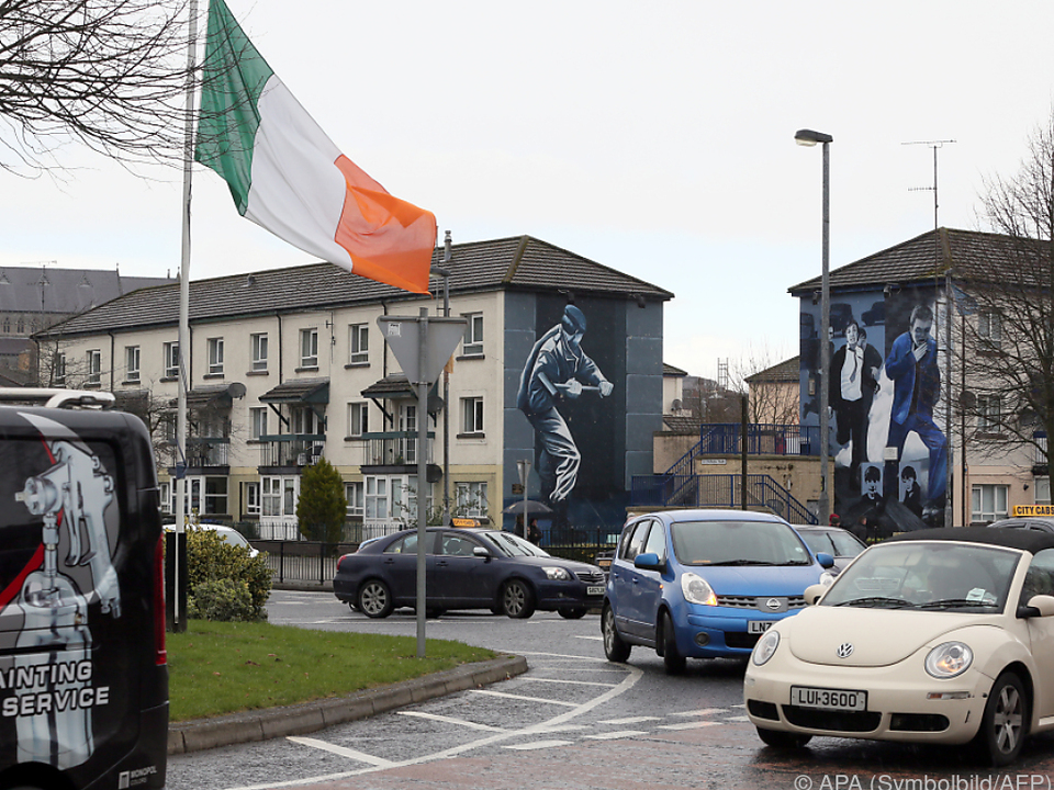 London verknüpft Zukunft der irischen Grenze mit Zollunion