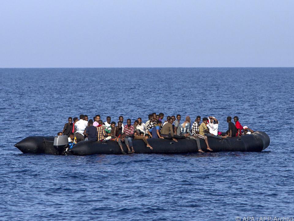 Ein stärkerer Einsatz der libyschen Küstenwache zeige Resultate
