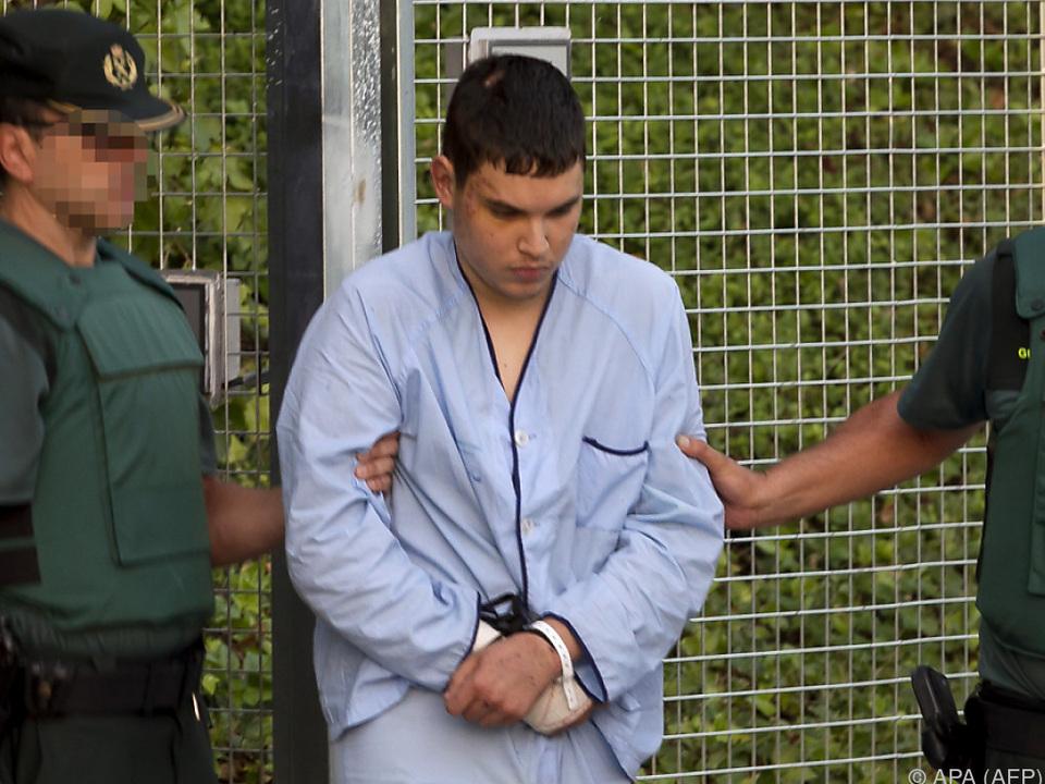 Einer der Verdächtigen zeigte sich vor Gericht geständig