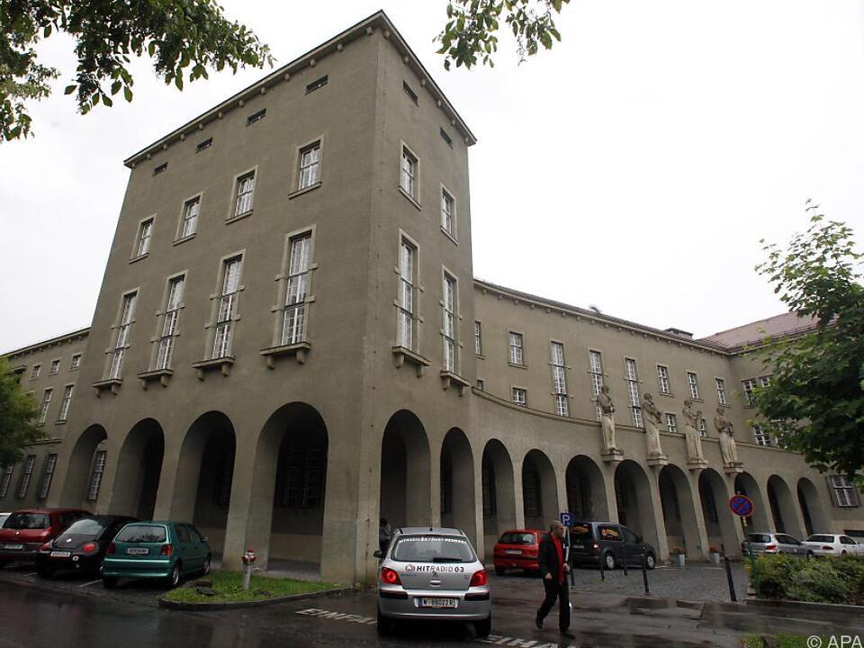 Entscheidung für U-Haft fiel im Landesgericht Krems