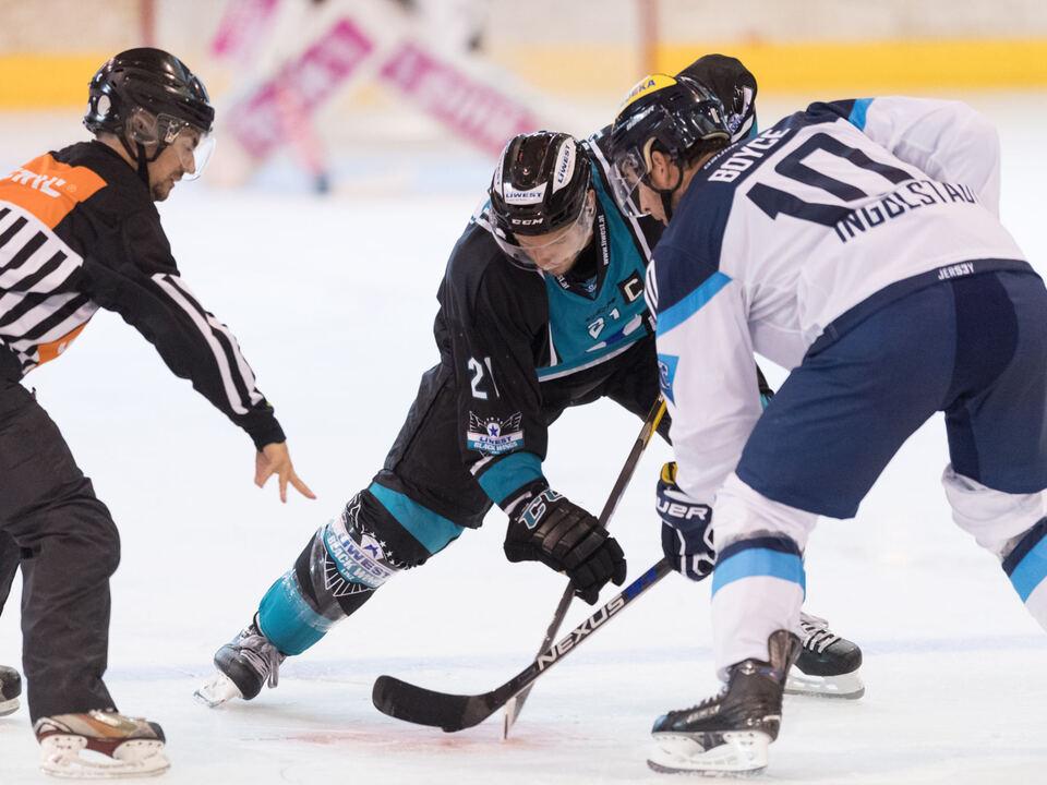 Eishockey, Vinschgau-Cup 2016, ERC Ingolstadt - EHC Black Wings Linz